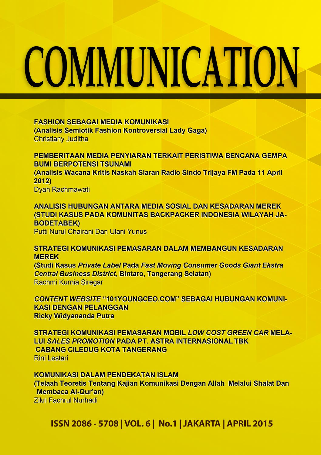 Jurnal Communication April 2015 By Arief Ruzlan Issuu Pengaman Pintu Bagian Atas Dan Bawah Green Dragon