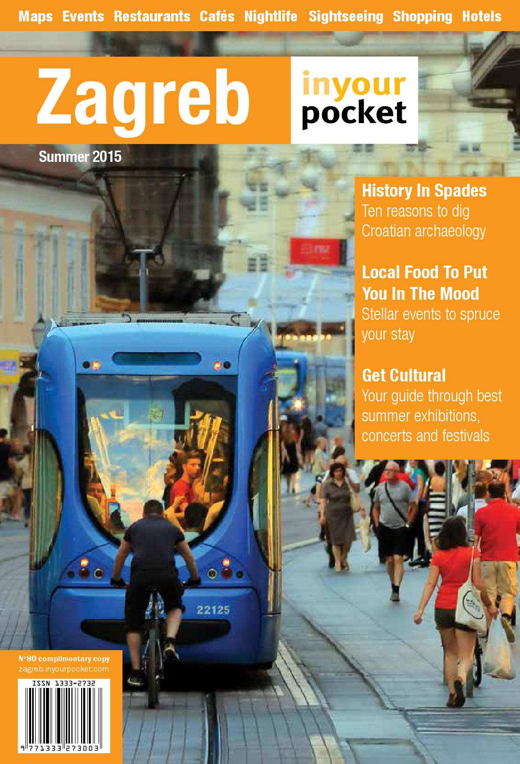 Zagreb In Your Pocket No80 By In Your Pocket City Guides Issuu