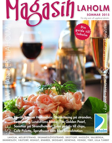 Magasin Laholm vinter 2018 by MacMedia - issuu