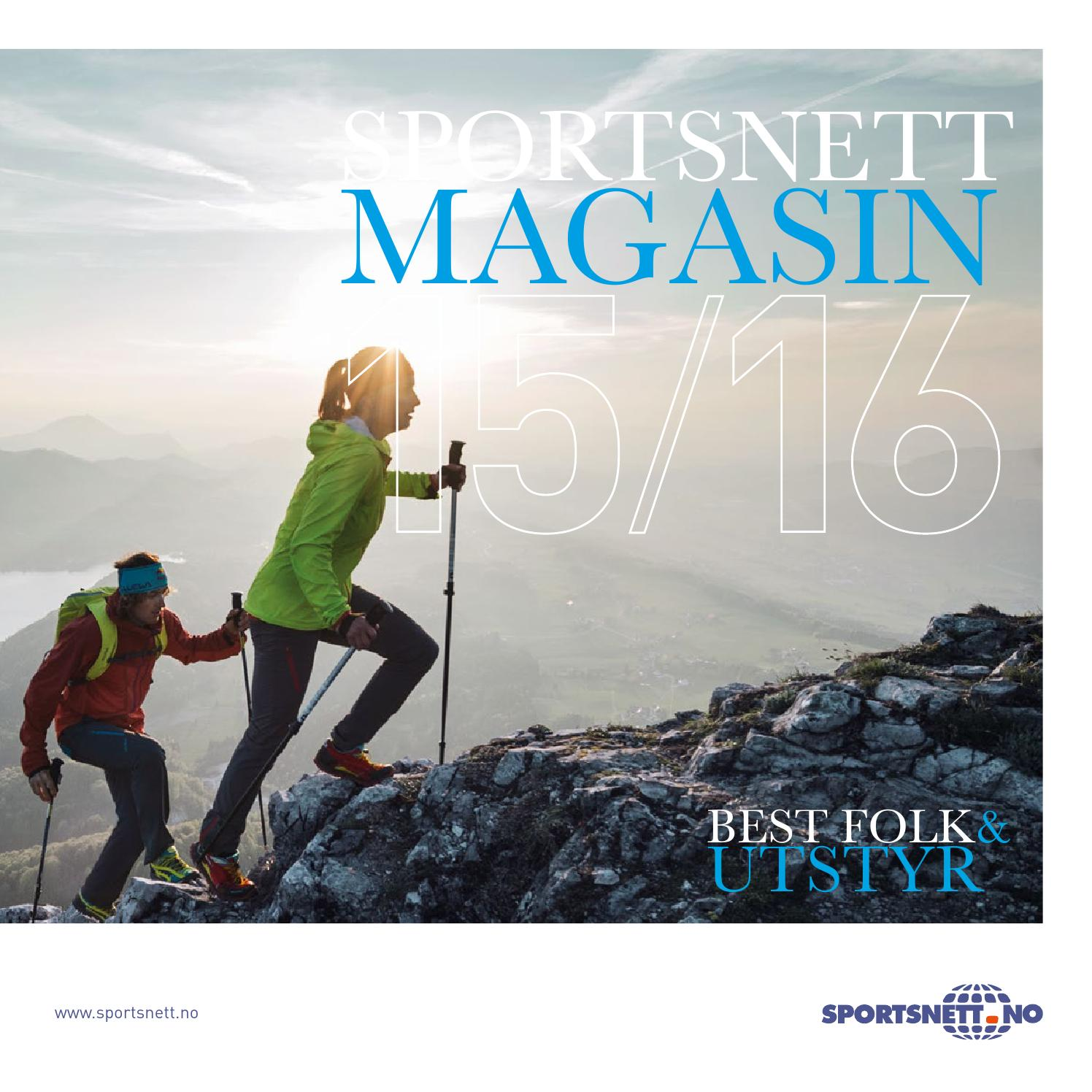 449ffd1a Sportsnettmagasinet 15/16 by Anton Sport - issuu