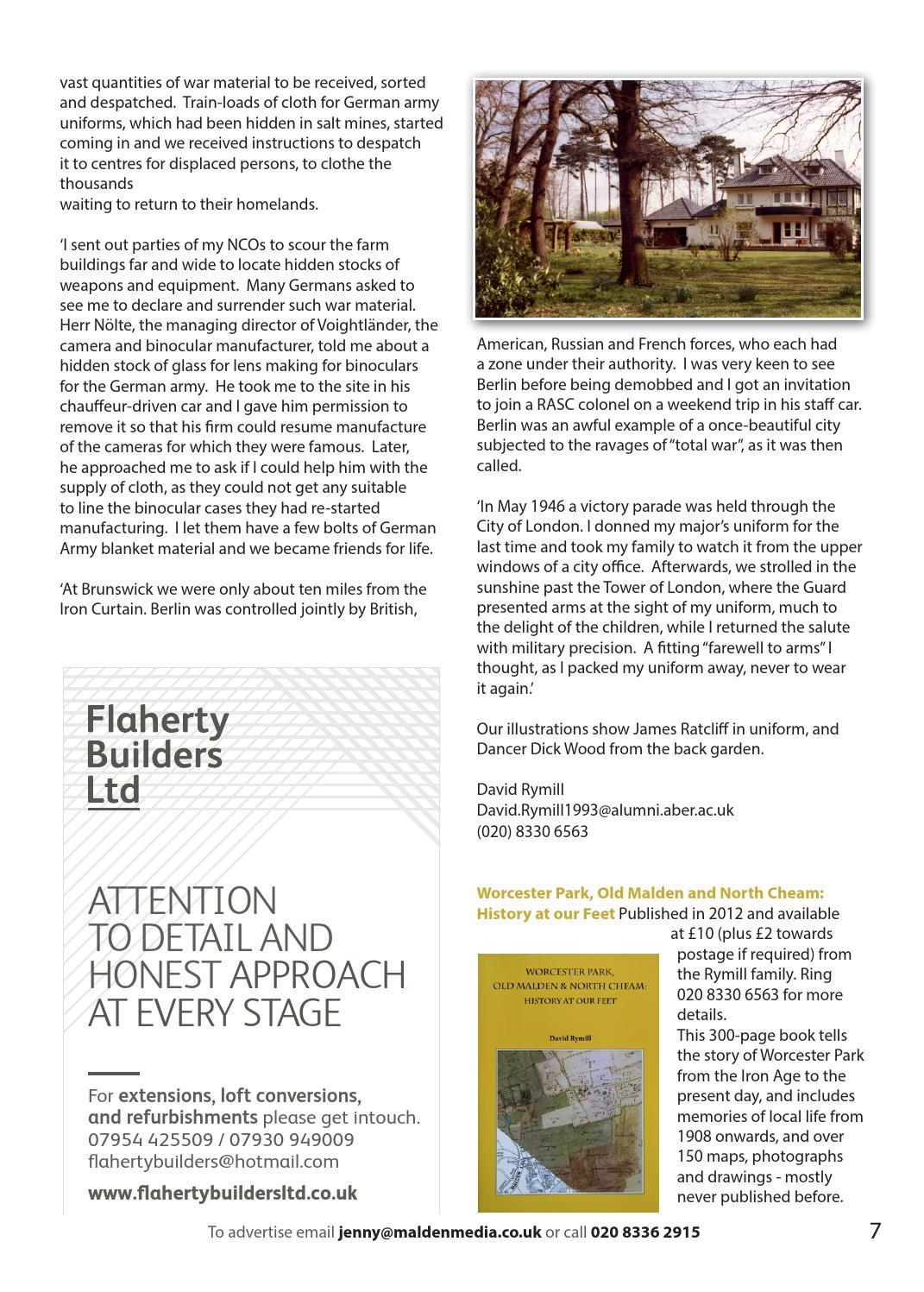 Worcester park july 15 by jenny stuart - issuu