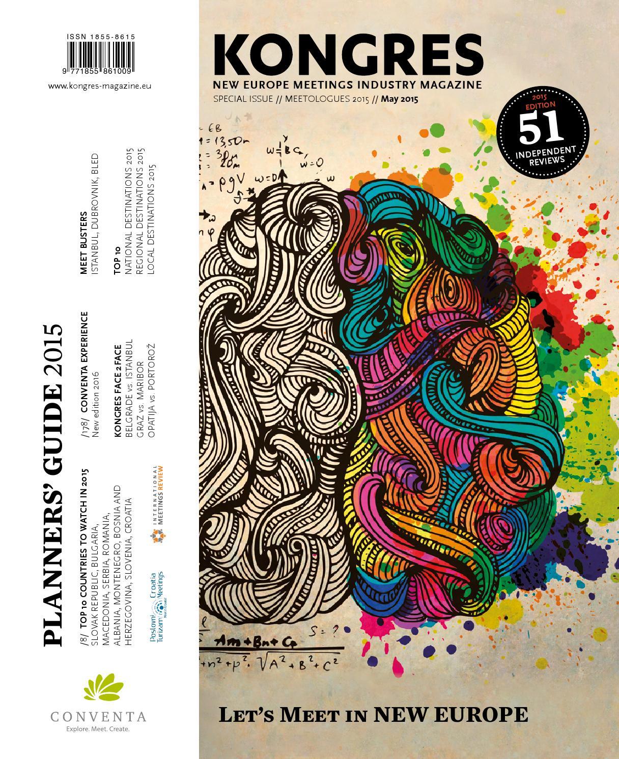 Kongres Magazine Mtlg2015 By Kongres Magazine Issuu