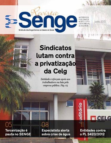 Revista senge 54 em noticias junho 2015 site by SENGE Goiás - issuu 2b2f8ed810