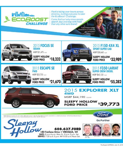 Sleepy Hollow Ford >> Carbuyersexpress By Carbuyersexpress Issuu