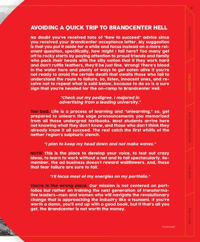 reputable site a4d04 4b3f8 ... Page 31 of Avoiding a Quick Trip to Brandcenter Hell