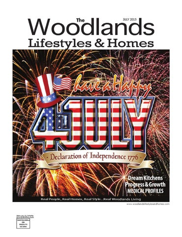 The woodlands lifestyle homes july 2015 by lifestyles homes page 1 publicscrutiny Images