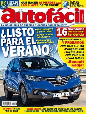 41cc7ca12d Autofácil Nº 177