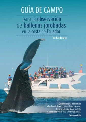 Guía de Campo - Observación de Ballenas Jorobadas en la costa de ...