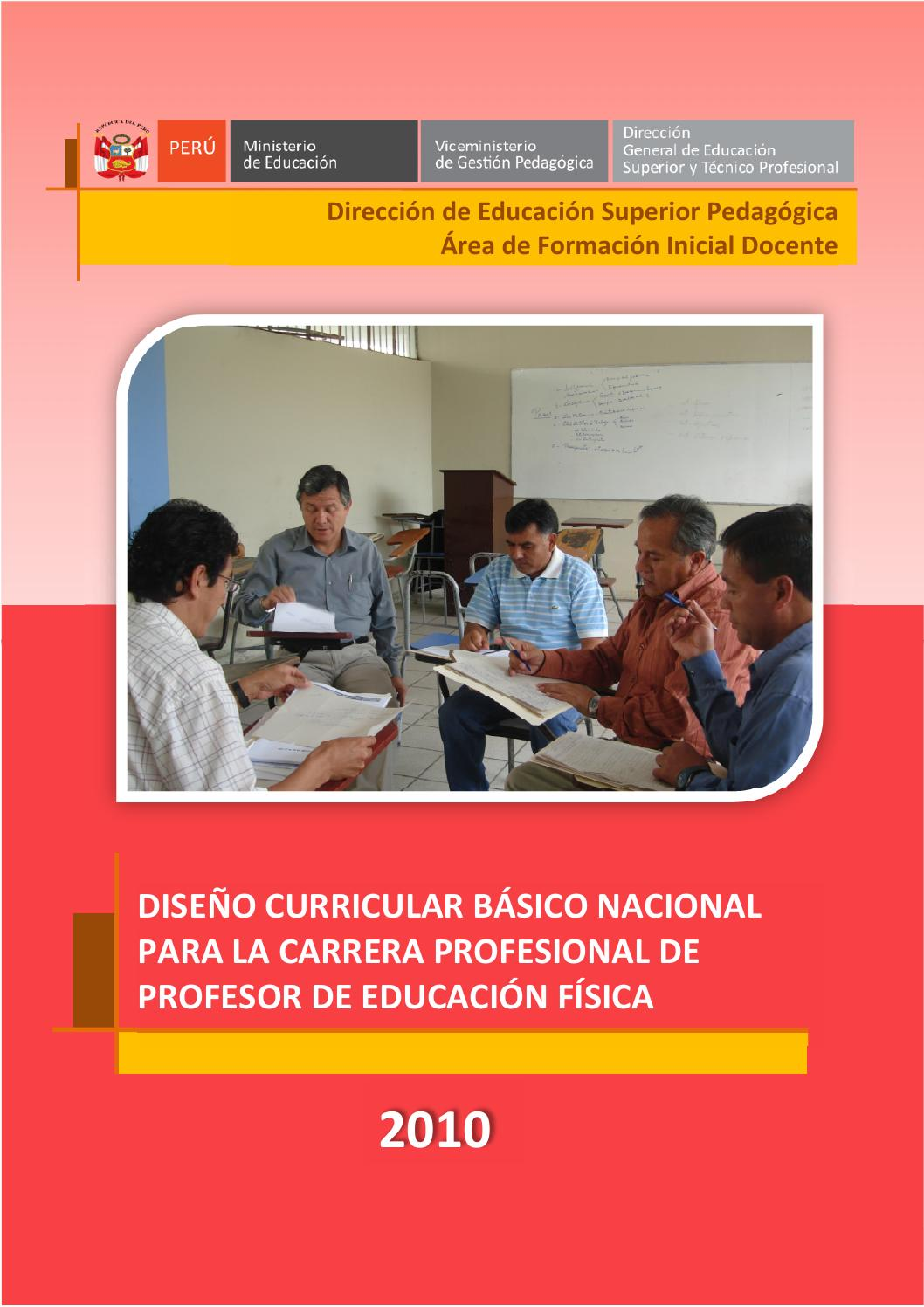 DCBN Educación Física by Pmongecordova - issuu