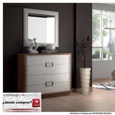 Cat logo dormitorio matrimonio colecci n vs by cat logo de - Novedades delicias ...