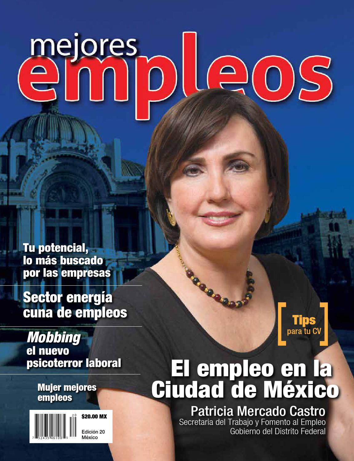 Revista Mejores Empleos 20 by Mejores Empleos - issuu