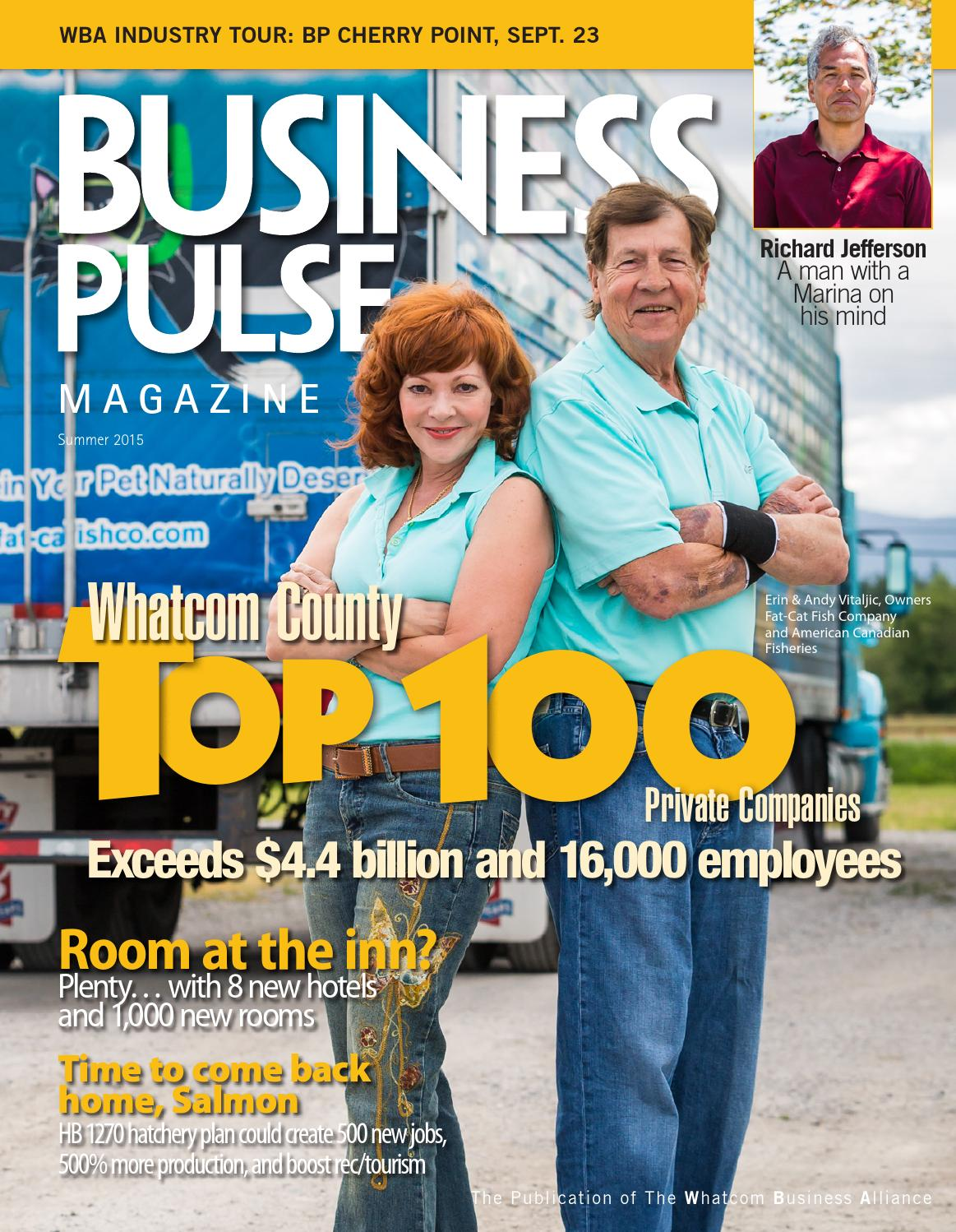Business Pulse Magazine Summer 2017 By