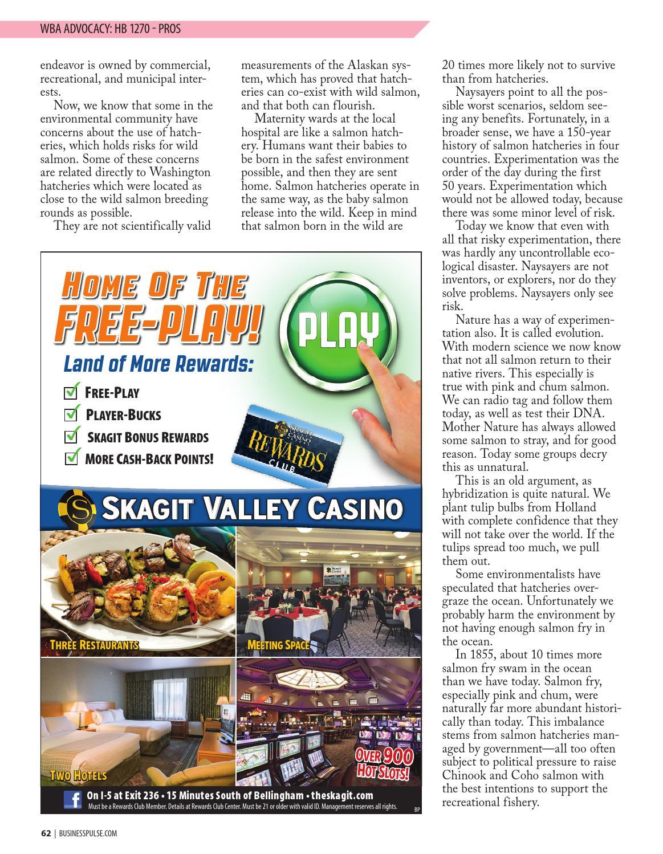Skagit casino rewards