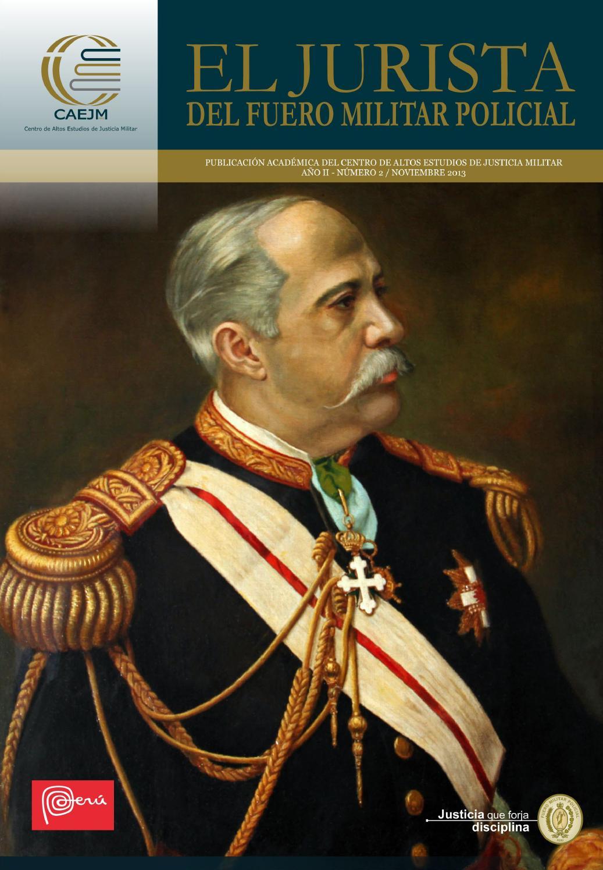 El Jurista del Fuero Militar Policial V by BIBLIOTECA FMP - issuu