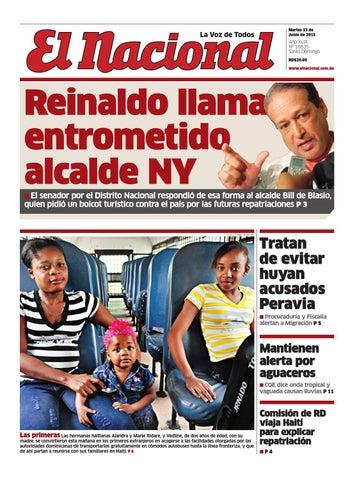 048459c5cc Impreso23 06 15 by Periodico El Nacional - issuu