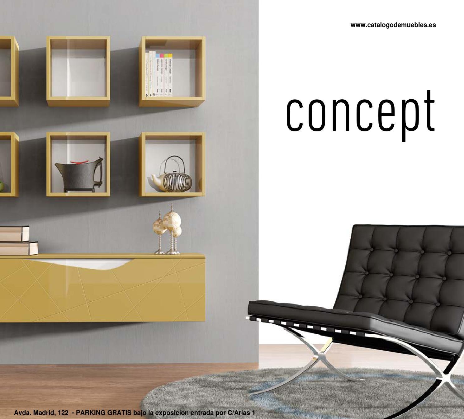 Cat logo sal n moderno colecci n concept by cat logo de - Novedades delicias ...
