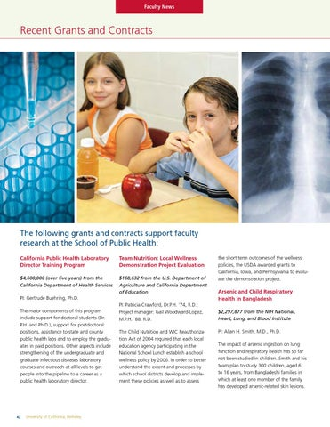 42-44_grants by UC Berkeley School of Public Health - issuu