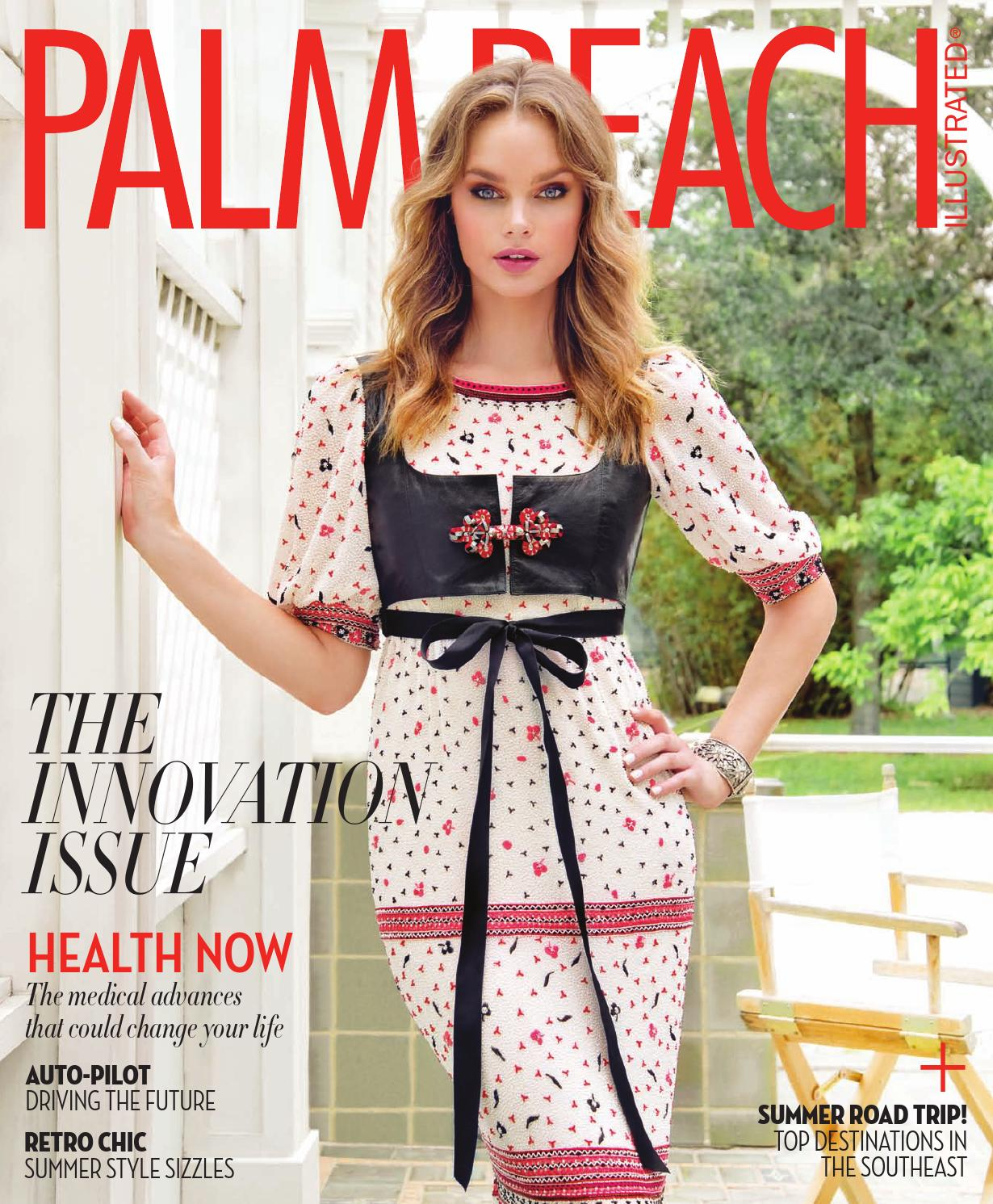 a7688a7874 Palm Beach Illustrated July August 2015 by Palm Beach Media Group ...