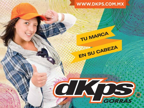Gorras dkps 2015 by PLAYERAS POLO MAYORK - issuu ae3c20c5d8d
