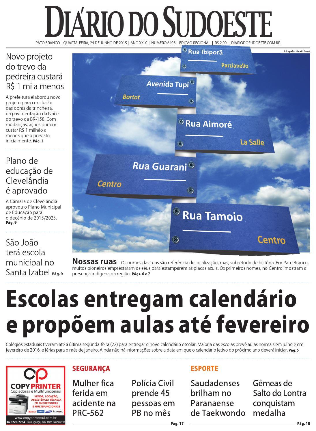 Diário do sudoeste 14 de junho de 2015 ed 6408 by Diário do Sudoeste - issuu c9904c5c2cca7