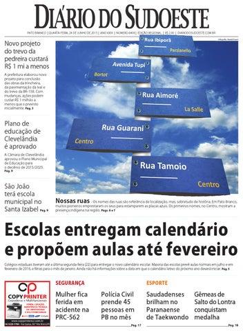 Diário do sudoeste 14 de junho de 2015 ed 6408 by Diário do Sudoeste ... c4e091fd8baab