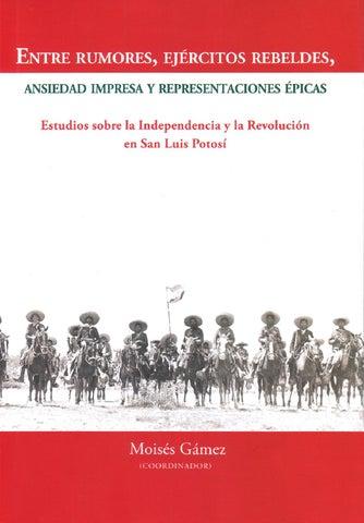 Entre Rumores By Congreso Del Estado De San Luis Potosi Issuu