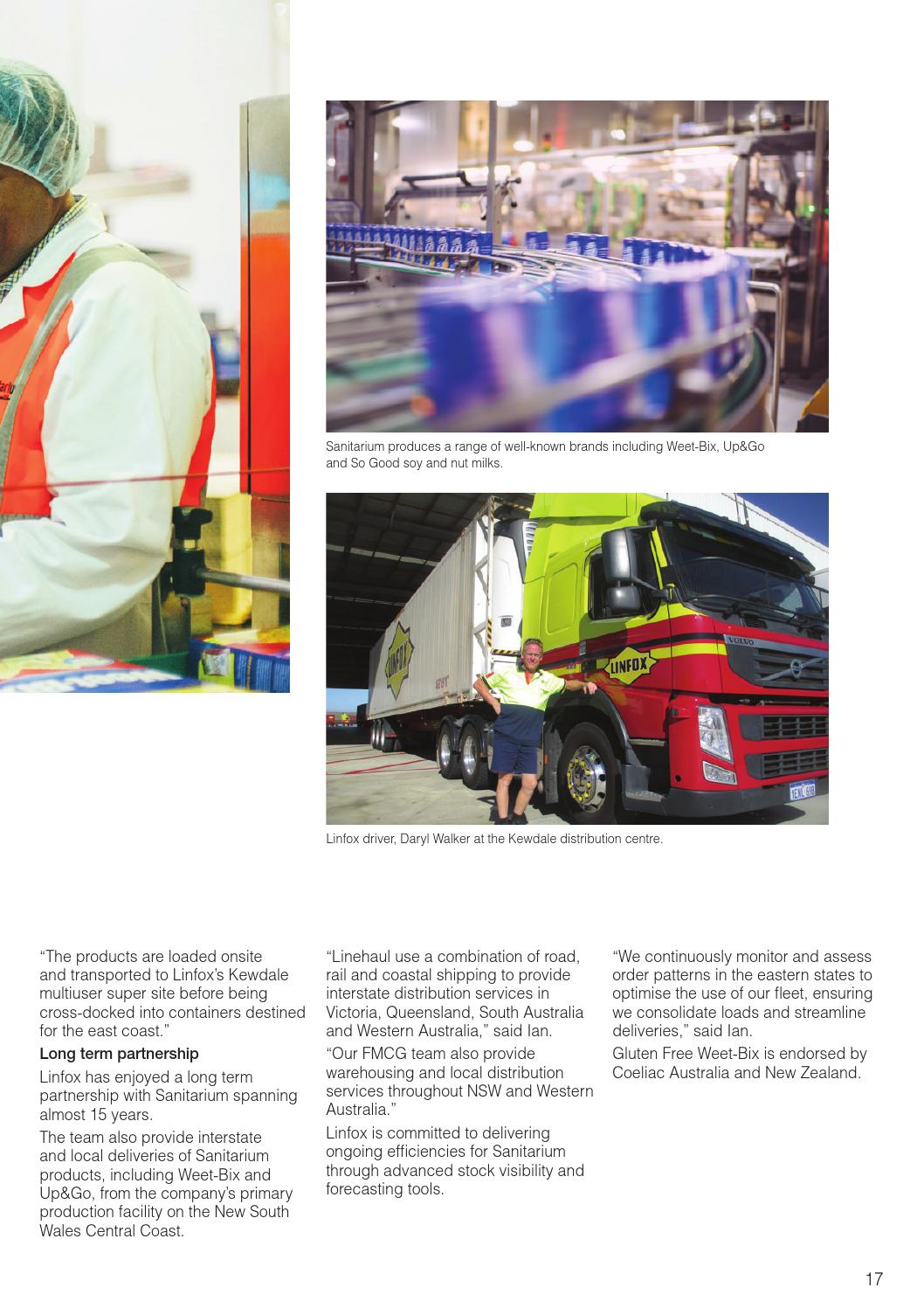 Solutions June 2015 by Linfox - issuu