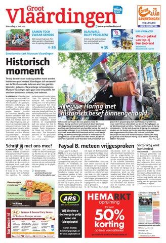 88ed7f912d1 Groot Vlaardingen week26 by Wegener - issuu