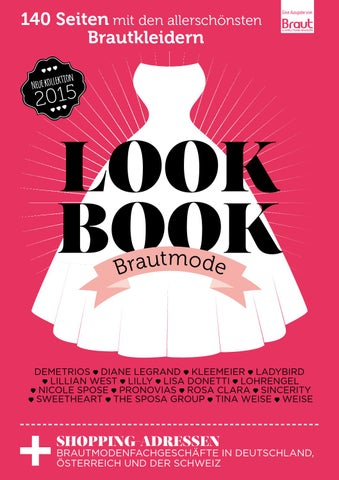Look Book Brautmode 2015 De By Bruidmedia Issuu