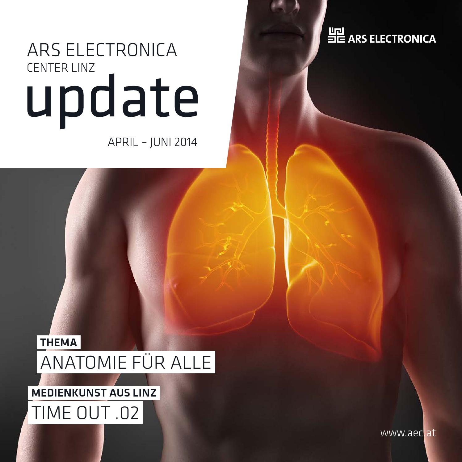 update April - Juni 2014, Ars Electronica Center Linz by Ars ...