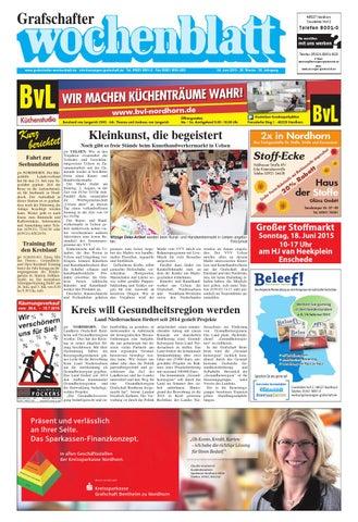 Len Nordhorn grafschafter wochenblatt 24 6 2015 by sonntagszeitung issuu