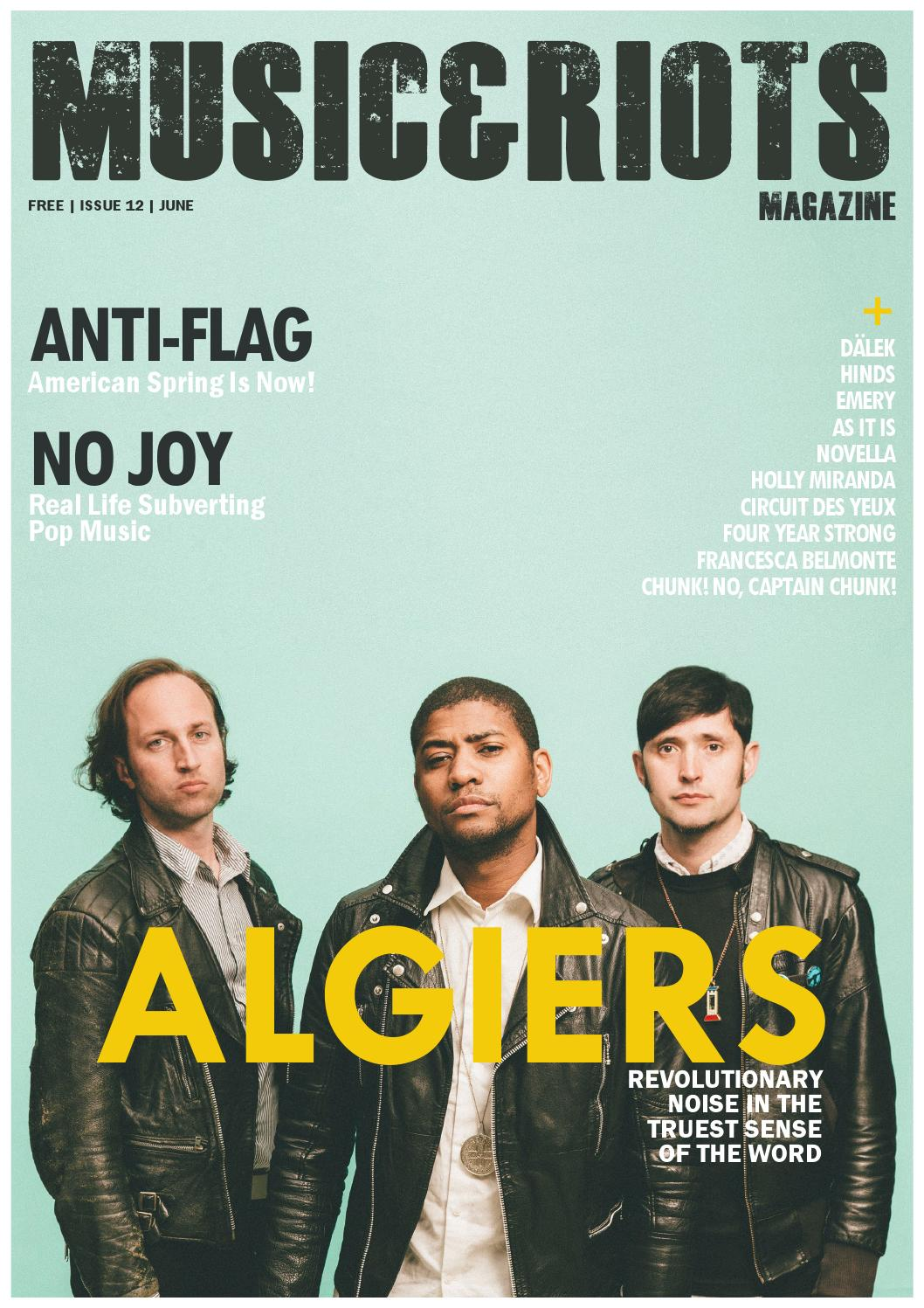 f2ac2e245bd90 MUSIC RIOTS Magazine 12 by MUSIC RIOTS Magazine - issuu