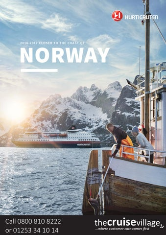 c8fff0346 Discover Norway with Hurtigruten by The Travel Village Group - issuu