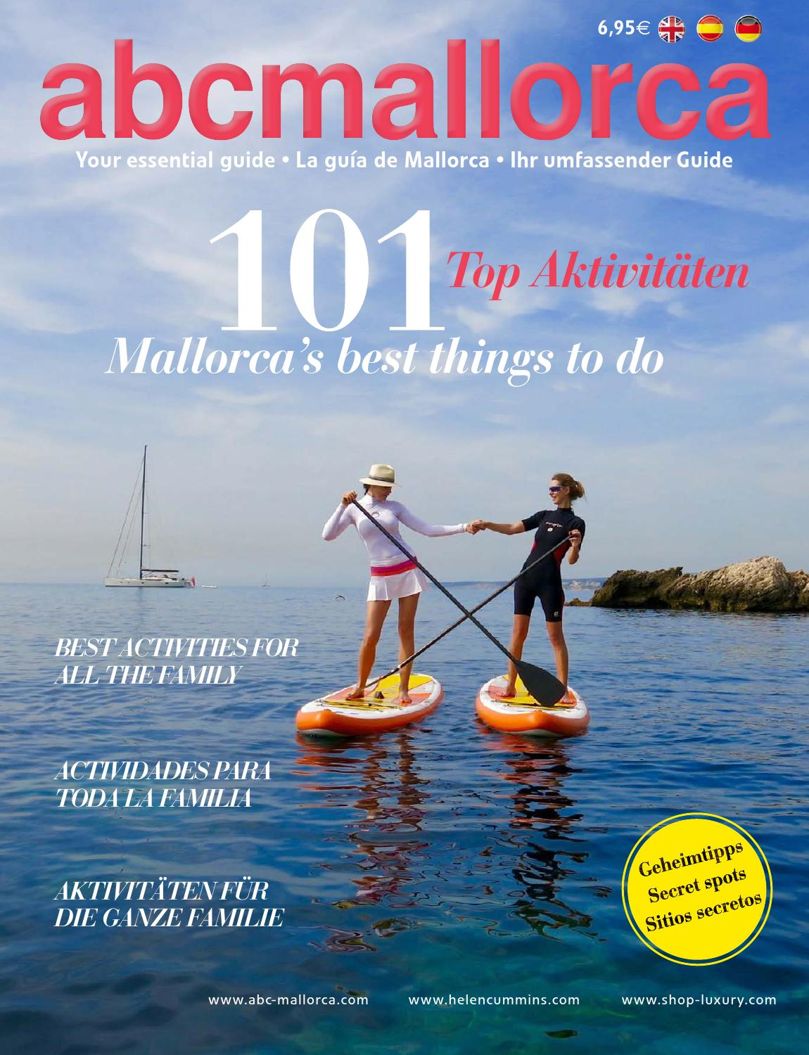 86th Abcmallorca 101 Mallorca S Best Things To Do Guide 2015 2016  # Muebles Hermanos Miquel Manacor