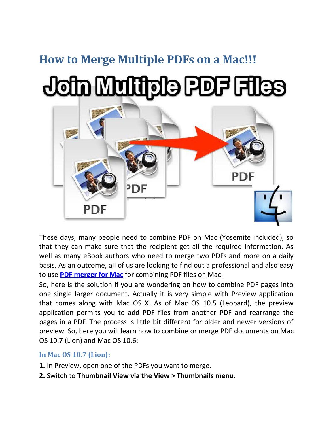 18.04 - How to merge multiple PDF files into a single file ...