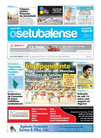Jornal O Setubalense by O Setubalense - issuu 398415f1925e9