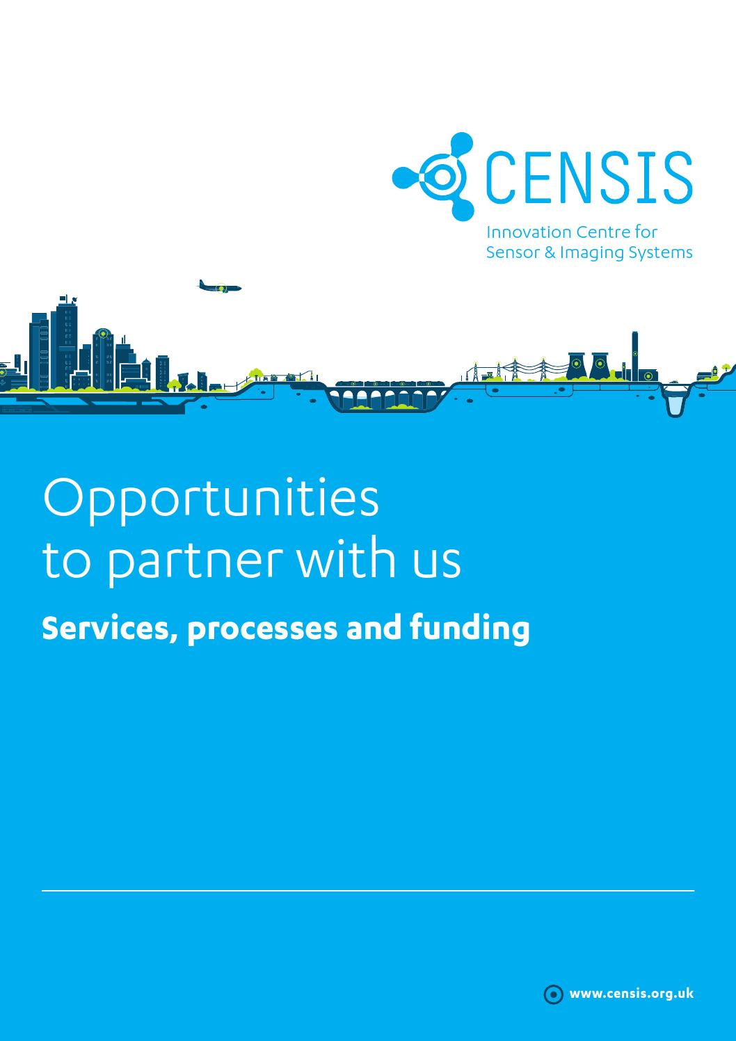 opportunities to partner with censis by censis