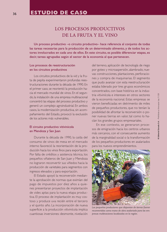 Circuito Vitivinicola : Huellas geografía by macmillan publishers s a issuu
