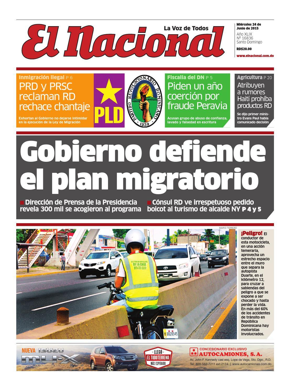 Impreso24 by Periodico El Nacional - issuu