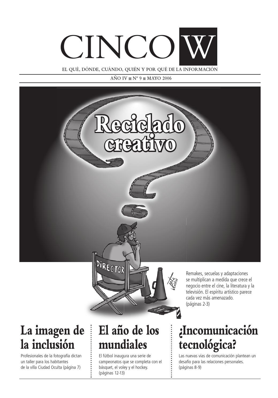 Revista CincoW #9 by Punto Convergente - issuu