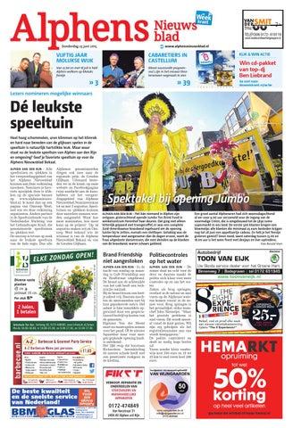 Tuinkast Bayern Gratis Bezorgd Nederland.Alphens Nieuwsblad Week26 By Wegener Issuu