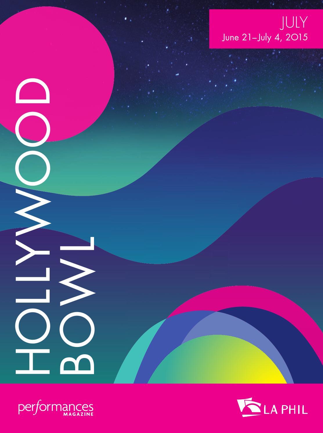 Hollywood Bowl - Jun 21 - Jul 4 by SoCalMedia - issuu