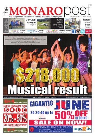 The Monaro Postn July By Monaro Post Issuu - Proforma invoice format word document download resmed online store