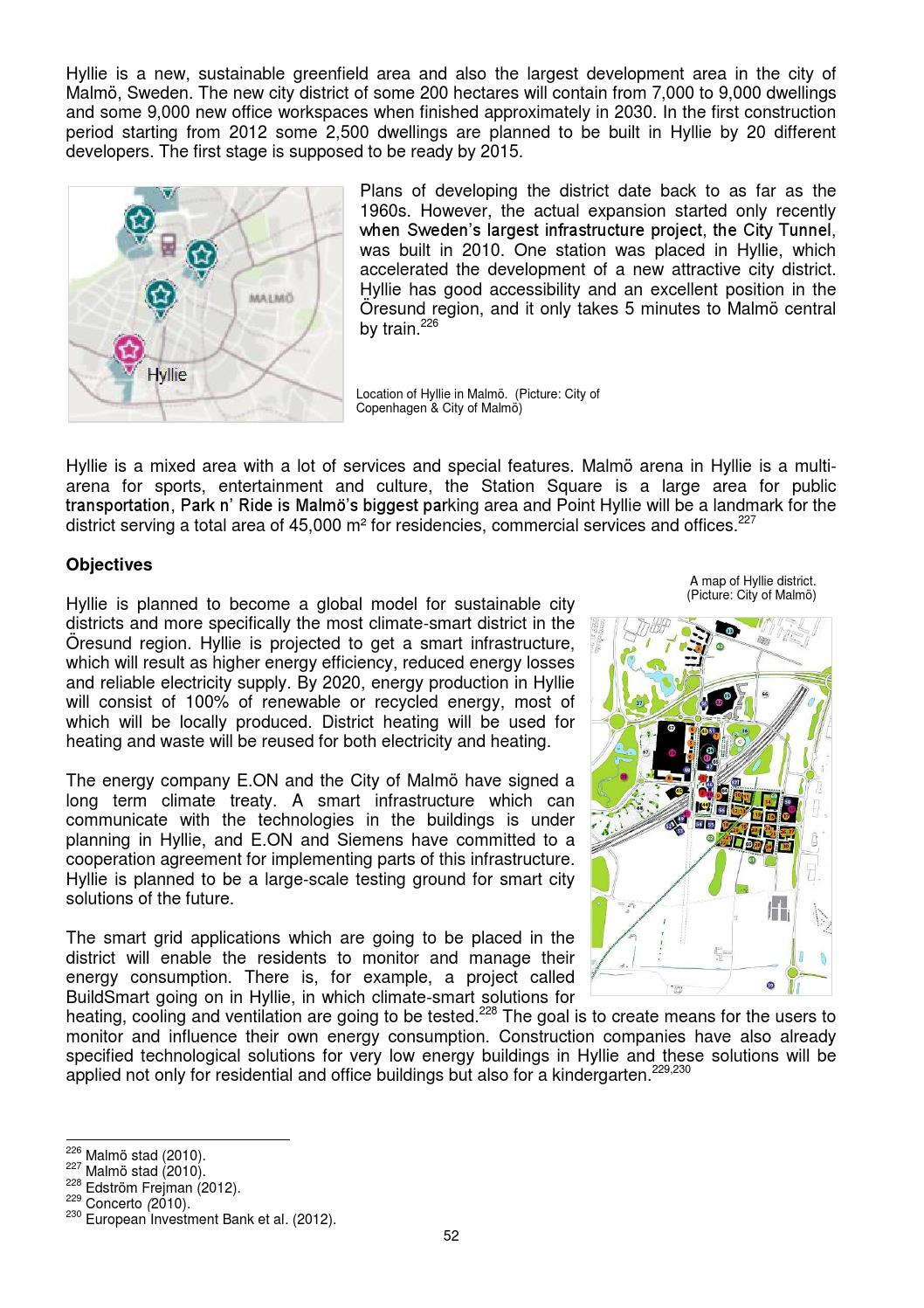 Study on Sustainable City Districts by Turun kaupunki – Åbo stad - issuu