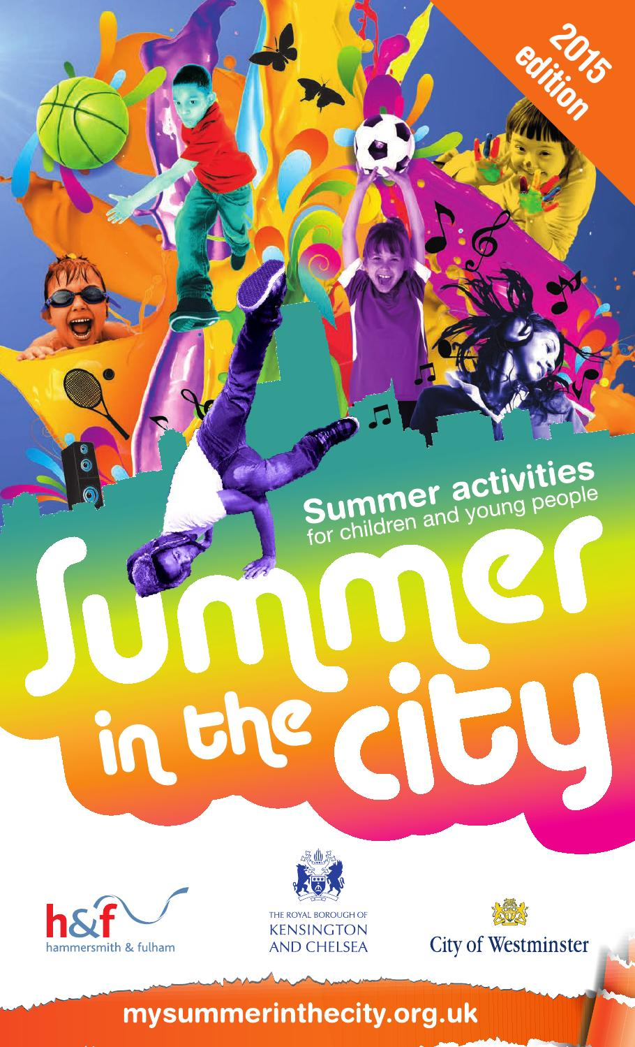 dd9444f74a Summer in the City 2015 by Hammersmith   Fulham Council - issuu