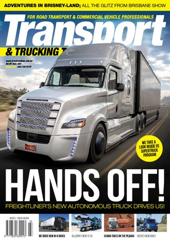 Transport and Trucking Today issue 103 June/July 2015