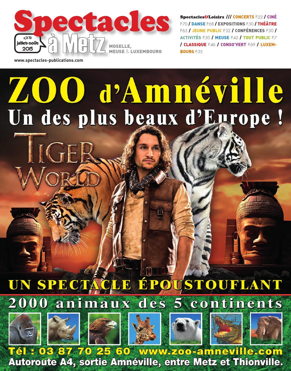 Spectacles Publications Metz n°272   Juillet Août 2015 by SPECTACLES  PUBLICATIONS - issuu 42a0b2bd315
