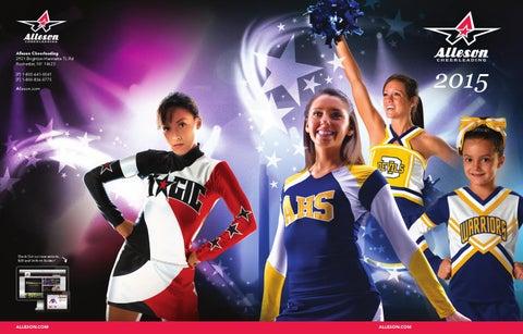 8e54626830 Alleson Cheerleading 2921 Brighton-Henrietta TL Rd Rochester, NY 14623