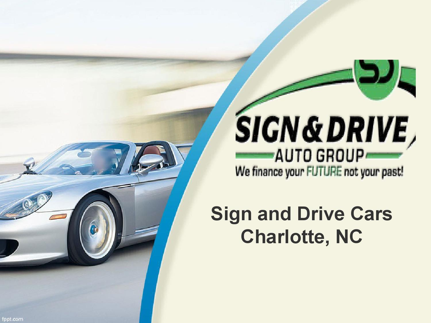 Honda Of Gastonia >> Sign and Drive Cars Charlotte NC by Sign and Drive Auto Group - Issuu