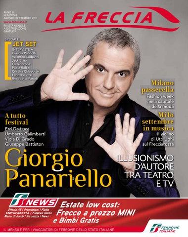 La Freccia - agosto settembre 2011 by Edizioni La Freccia e In ... cb42529a9fb
